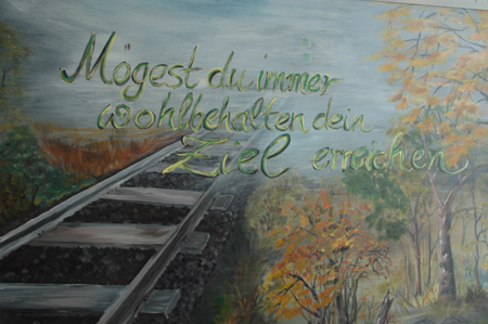Kunst am Bahnhof
