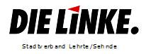 Sommerfest in Lehrte - Logo: Die Linke