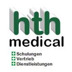 Erste Hilfe für Führerscheinbewerber - Logo: hth