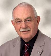 Werner Kracke wartet auf die Bürger im SPD-Büro - Foto: SPD