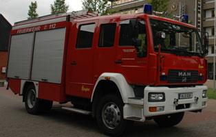 Die Feuerwehren hatte die Situation schnell im Griff - Foto: JPH
