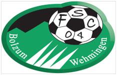 Nur ein Spiel in Bolzum - Logo: FSC 04