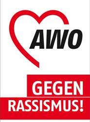 AWO nimmt am Marathon teil - Logo: AWO