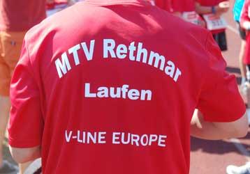 """Ab sofort wird beim MTV Rethmar """"eigenständig"""" gelaufen - Foto: P. Lieser"""