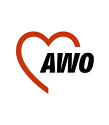 Gesprächskreis hilt Angehörigen und Pflegenden – Logo: AWO