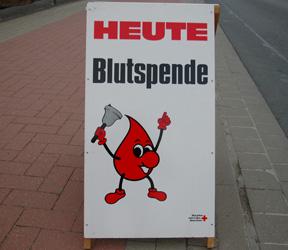 Blutspendetermin in Sehnde - Foto: JPH