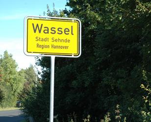 Wassel steht ab 11. September ganz im Zeichen der Schützen - Foto: JPH