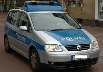 Ein polizist konnte Dienst nicht fortsetzen nach dem Einsatz - Foto: JPH