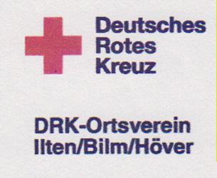 Die Ortsgruppe lädt zum Grillen ein - Logo: DRK Ilten