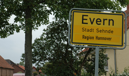 Bürgerversammlung in Evern - Foto: JPH