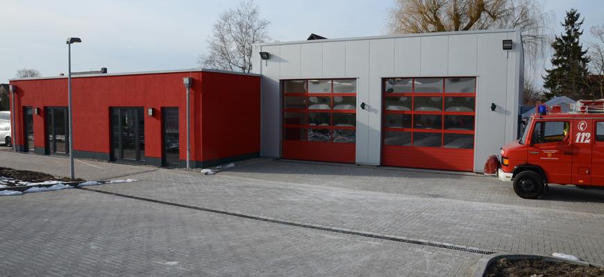 Im Feuerwehrhaus von Müllingen-Wirringen wird jetzt auch Müllingen wählen - Foto: JPH