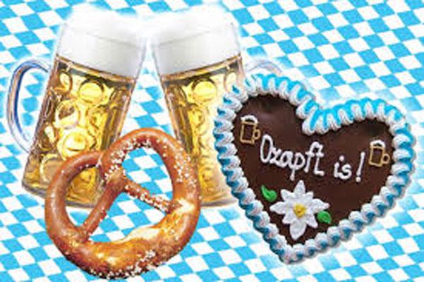 In Ilten startet das 12. Oktoberfest - Plakat: FöV FFw Ilten