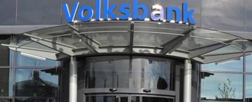 Die Volksbank will ihr Bilanzergebnis auch 2016 halten - Foto: Volksbank