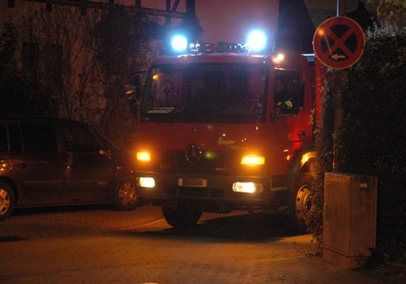Die Feuerwehr rückte nach Bolzum aus - Foto: JPH