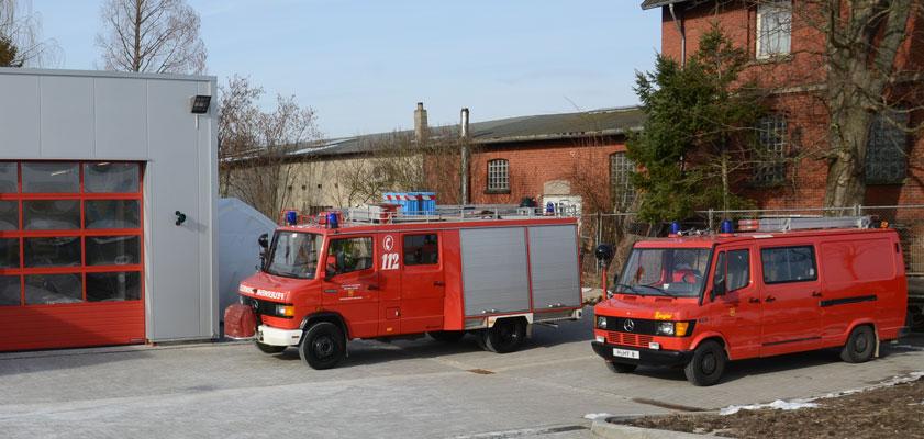 ... und als Ortsfeuerwerh Müllingen-Wirringen neu gegründet - Foto: JPH