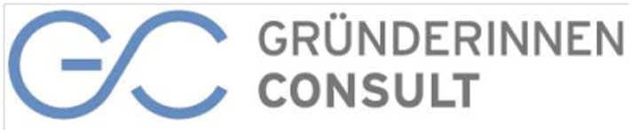 Mit Gründerinnen Consult neue Kreativmodelle kennenlernen - Logo: Gründerinnen-Consult
