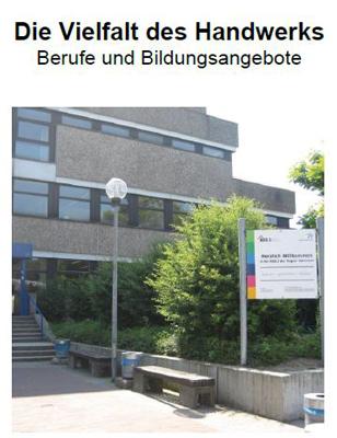 BBS 3 bietet Info-Abend an - Broschüre: Region Hannover