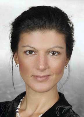 Sarah Wagenknecht kommt zu Maifeier nach Lehrte - Foto: Pressefoto S. Wagenknecht
