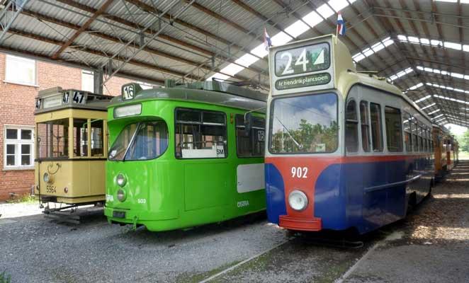 In Wehmingen ist die einzige überregionale Straßenbahnsammlung Deutschlands beheimatet – Foto: Bodo Krüger