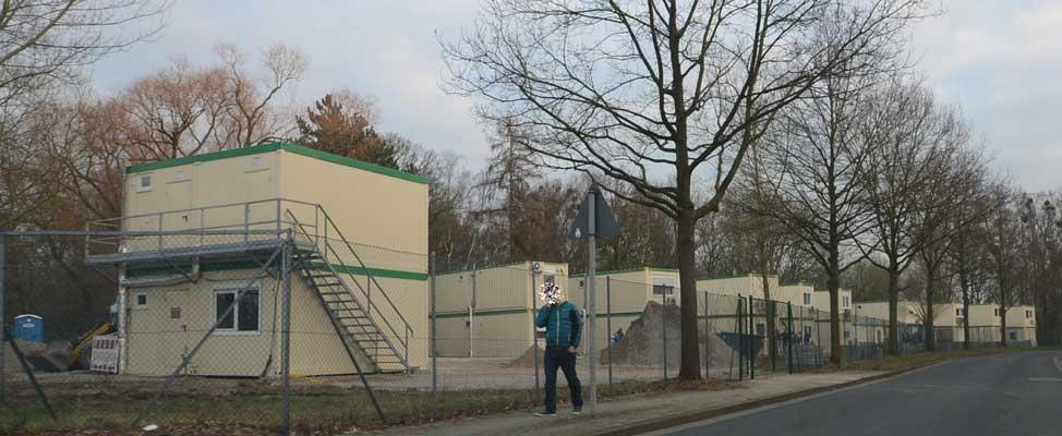 Lage der Asylbeweber soll sich schnell verbessern - Foto: JPH