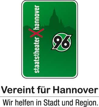 Vereint für Hannover unterstützt soziale Projekte in der Region - Logo: Vereint für Hannover