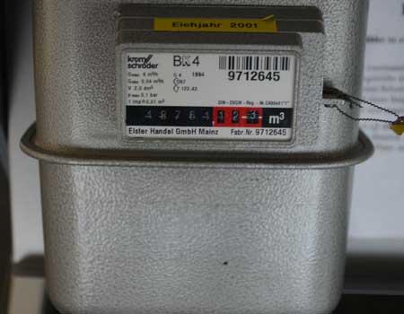 Auch an der Gasrechnung kann man sicher etwas einsparen nach der Beratung - Foto: JPH