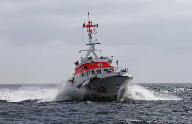 24 Stunden an Bord: Die Gewinnerin oder der Gewinner erlebt den Alltag der Seenotretter auf dem Seenotrettungskreuzer BERLIN - Foto: DGzRS/Die Seenotretter