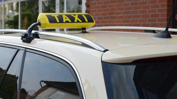 Der Taxifahrer hielt die Männer auf - Foto: JPH