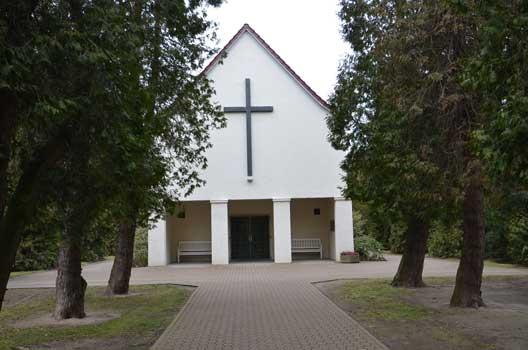 In der Kapelle wird über Zeit und Ewigkeit nachgedacht - Foto: JPH