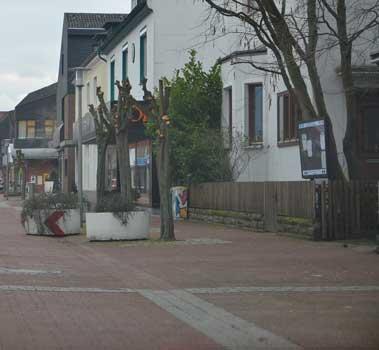 Keine Aktion am Sonntag in der Mittelstraße - Foto: JPH/Archiv