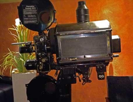 Den Ideen sind keine Grenzen gesetzt: Film, Bild, Ton - Foto: JPH