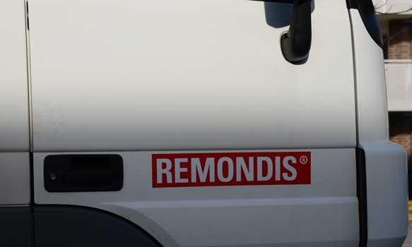 Remondis holt die gelben Säcke jeweils einen Tag später ab - Foto: JPH