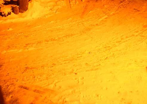 Bei Schneefall ist ab 8 Uhr zu räumen - Foto: JPH