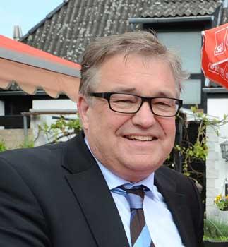 Regionspräsident Hauke Jagau begrüßt die RGRE - Foto: JPH/Archiv