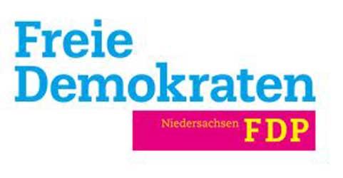 Hans Dietrich Genscher ist 89 Jahre alt geworden - Logo: FDP