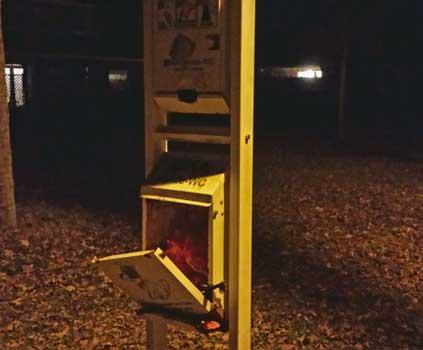 Allerdings sollten die Hundetoiletten funktionsfähig sein - Foto: JPH/Archiv