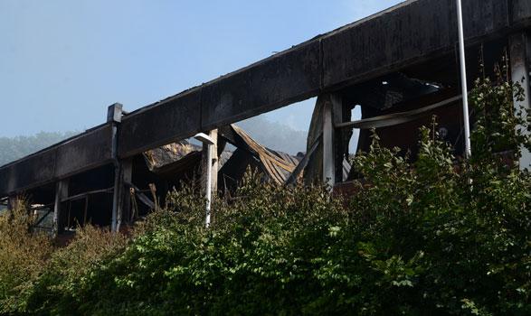 In der 33. bis 37. Kalenderwoche wird abgerissen - Foto: JPH