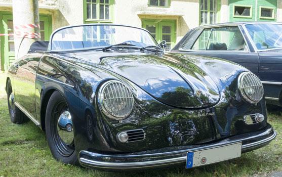 Der Porsche Speedster kommt nächste Jahr wieder - Foto: LAK