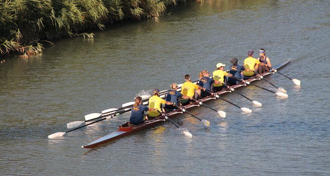Einige Teams fuhren bis zur Anderter Schleuse - Foto: S. Kardinal
