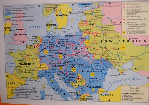 Auschwitz Karte.Auschwitz Gedenktag An Der Kgs Mit Ausstellung Sehnde News