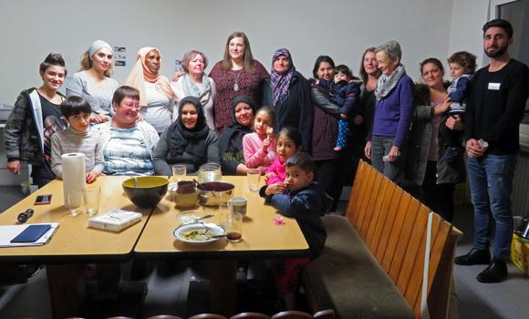 Gemeinsam Kochen Und Andere Kulturen Kennenlernen