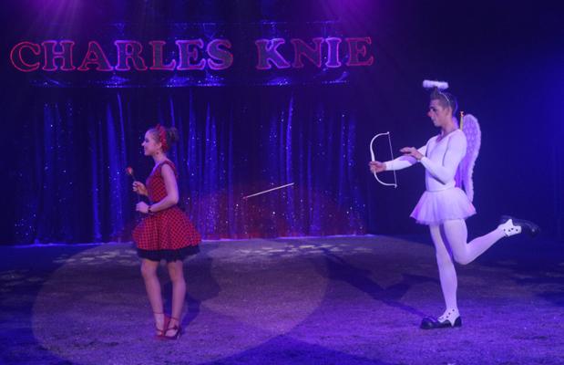 Zirkus charles knie 2019